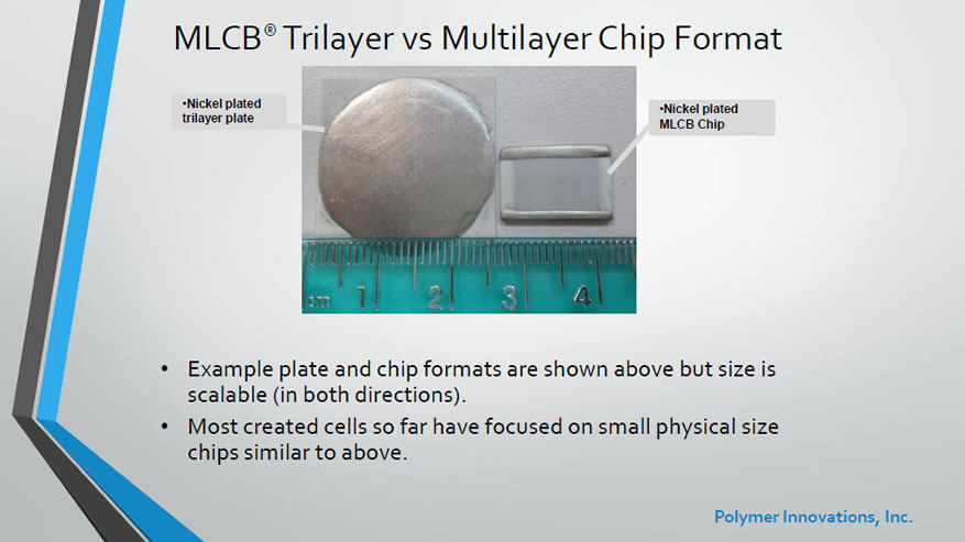 MLCB TriLayer vs MultiLayer Chip Format